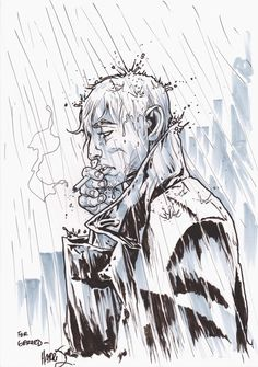 John Constantine by Tony Harris