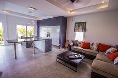 Spacious, light & modern design allows for great entertaining & socialising