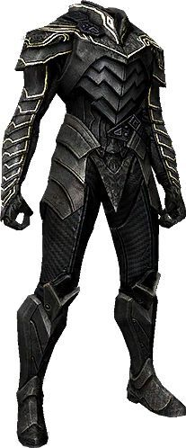 The Vile Armor - Infinity Blade I can imagine this as cosplay