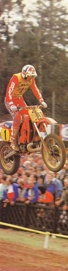 1986 Dave Thorpe | Tony Blazier | Flickr