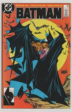 Batman V1 423. NM. September 1988. DC by RubbersuitStudios #batman #toddmcfarlane #comicbooks