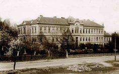 Nyní  Interna původní nemocnice z .r 1898
