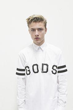 Gods jersey.... Stampd LA