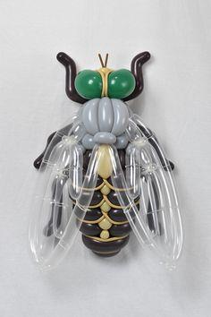 Les nouvelles Sculptures d'Animaux et d'Insectes de Masayoshi Matsumoto (3)