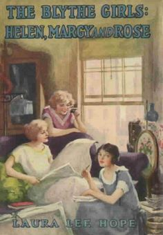 The Blythe Girls Cover Art Gallery