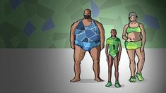 Rio Olympics 2016: Who's your Olympic body match? - BBC Sport