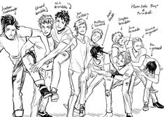 Shadowhunters: FanArt by Cassandra Jean - Herondale Boys Cassandra Jean, Cassandra Clare Books, The Dark Artifices, Immortal Instruments, Lady Midnight, Shadowhunter Academy, Clockwork Angel, Will Herondale, Cassie Clare
