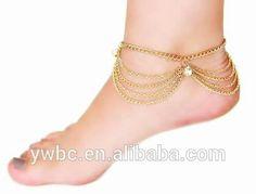 Gypsy foot chain