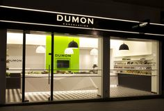 Dumon chocolatier shop by Witblad, Kortrijk   Belgium store design