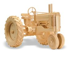 """PATTERNS & KITS :: Miscellaneous :: 90 - The Tractor """"B"""" -"""