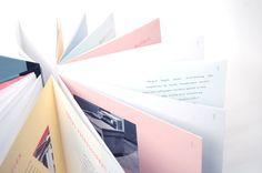 Zuzana Licko Hand-Made Book