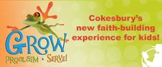 This website is packed with ideas for teaching children about God.