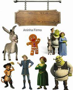 Bolo Do Shrek, Shrek E Fiona, Mickey Mouse Parties, 2nd Birthday, Cake Toppers, Uriah, Scrapbook, Moana, Disney
