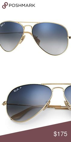 UNISEX AVIATOR GRADIENT 3025 Aviator Large Metal Non-Mirrored Non-Polarized SunglassesEvery model in the Ray-Ban collection is the product of meticulous, original styling that translates the best of the latest fashion trends into an ever-contemporary look for millions of Ray-Ban wearers around the world. Ray-Ban sizes refer to the width of one lens in millimeters. Ray-Ban Other