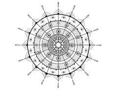 "Check out new work on my @Behance portfolio: ""Mandala Series 🕸"" http://be.net/gallery/45393623/Mandala-Series-"