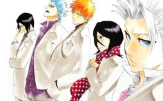 Bleach cool!