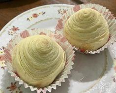 Flaky yam pastry