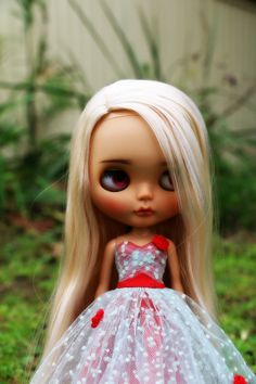 https://flic.kr/p/tSy7us | Oceana | The Blythe Fest 2015 Travelling doll