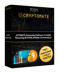 Cryptomate Review, Bonus - Automated Cryptocurrency Affiliate Sites Email Marketing Campaign, Marketing Tools, Affiliate Marketing, Internet Marketing, Digital Marketing, Make More Money, Make Money Online, Crypto Coin, Video Game News