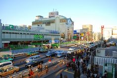 Japan Tokyo Shinjuku, Shopping district, Tokyo Consult