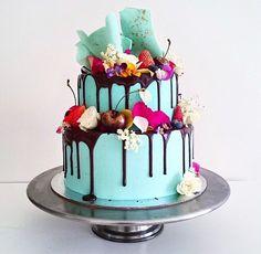 Omg woah wow cake by Unbirthday Bakery.
