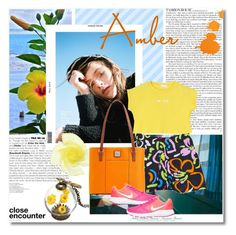 """""""Amber - Newchic#14"""" by undici ❤ liked on Polyvore featuring Dooney & Bourke and NIKE"""