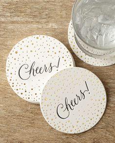 Cheers coasters!