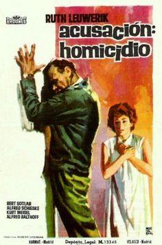 """Acusación: homicidio (1959) """"Dorothea Angermann"""" de Robert Siodmak - tt0051551"""