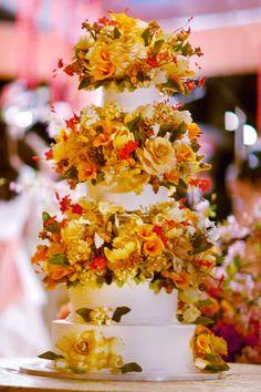 David Tutera - Disney Inspired Wedding Cake