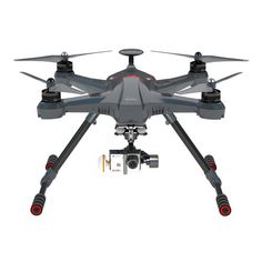 The Walkera Scout X4 drone has a range of 3,280 feet. Read our review here to learn more.