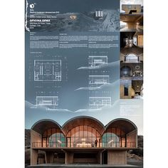 5 Presentation Sheets for Arch. Concept Board Architecture, Architecture Presentation Board, Architecture Sketchbook, Architectural Presentation, Architectural Models, Architectural Drawings, Education Architecture, Architecture Student, Architecture Plan