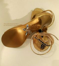 This GEM SOLE for beauty tanguera Ms.S.M.