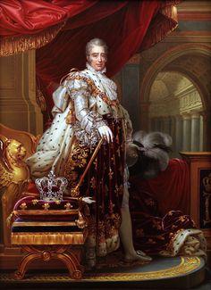 ⌛️ 6 novembre 1836 : Le roi de France Charles X (le frère de Louis XVI) meurt en exil du choléra à l'âge de 79 ans.