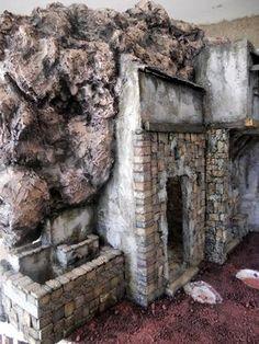 Foro de Belenismo - Proyectos en desarrollo -> Construcción Belén 2012/13 CarlesSP