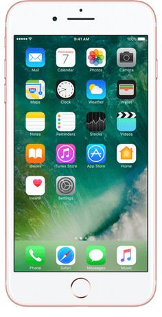 Смартфон Apple iPhone 7 Plus Серебристый — 68800 руб. — Смартфон Apple iPhone 7 Plus Серебристый Apple Iphone 6, Smartphone Iphone, Unlock Iphone, Used Iphone, Iphone Cases, Iphone 32gb, Smartphone Apple, Boost Mobile, Rose Gold