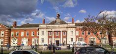 The Maudsley Hospital on Denmark Hill Camberwell South East London England