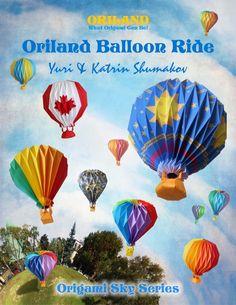 Origami Hot Air Balloon insturctions