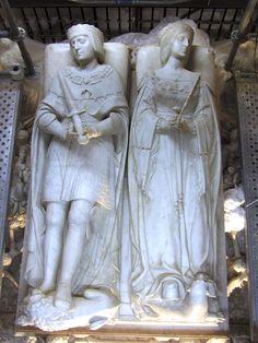 BARTOLOMÉ ORDÓÑEZ: Sepulcro de los reyes Juana I y don Felipe. Capilla Real de Granada.