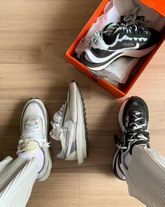 """y00i on Instagram: """"gray or black??"""" Cute Sneakers, High Top Sneakers, Shoes Sneakers, Skechers Elite, White Nike Shoes, Kicks Shoes, Next Clothes, Hype Shoes, Pretty Shoes"""