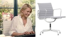 From Iron Man to Mad Men: we discuss furniture in films and Scandinavian design with Skandium - Film and Furniture Bath Chair For Elderly, White Eames Chair, Eames Furniture, Movie Chairs, Mesh Office Chair, Cameron Diaz, Cool Chairs, Scandinavian Design, Decoration