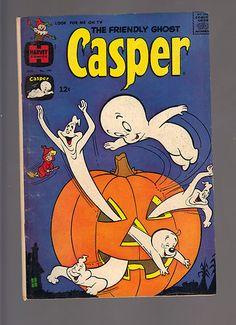 Vintage 1967 Harvey Comics Casper The Friendly Ghost No 101 Very Nice | eBay