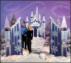 Create a spectacular winter wonderland at your next party with a selection of winter party themes and winter wonderland party decorations from Shindigz. Disney Frozen Party, Frozen Theme, Frozen Birthday Party, Birthday Party Themes, 21st Birthday, Birthday Ideas, Winter Party Themes, Winter Party Decorations, Castle Decorations