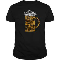 Beer Beer Beer T-Shirts, Hoodies. ADD TO CART ==► https://www.sunfrog.com/Drinking/Beer-Beer-Beer-Black-Guys.html?id=41382