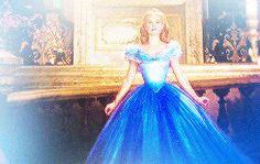 Cinderella at the ball 🦋