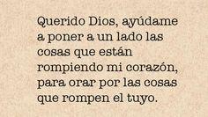 Pedido a Dios - Blog de Canal Orbe 21