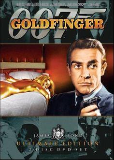 My favorite Bond movie!