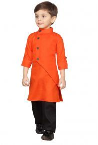 Dress Your Kids In Ethnic Kurta Pajamas From Nihal