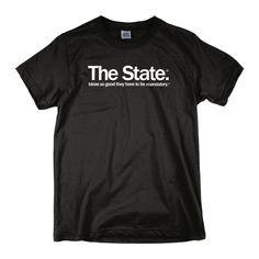 Mandatory Ideas T-shirt from Liberty Maniacs