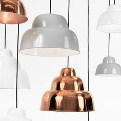 Levels lamps