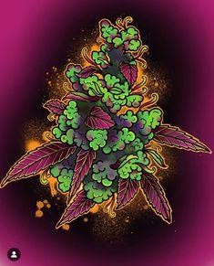 Cannabis, Marijuana Art, Weed Wallpaper, Weed Tattoo, Drugs Art, Graffiti Cartoons, Trippy Drawings, Stoner Art, Weed Art